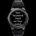 Gear S2/S3 Social Feed icon