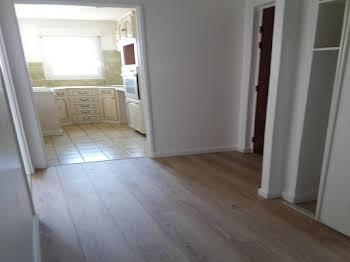 Appartement 2 pièces 46,43 m2