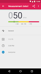 Runtastic Heart Rate PRO APK screenshot thumbnail 5