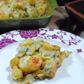 Cheese Leek And Potato Bake Recipes.