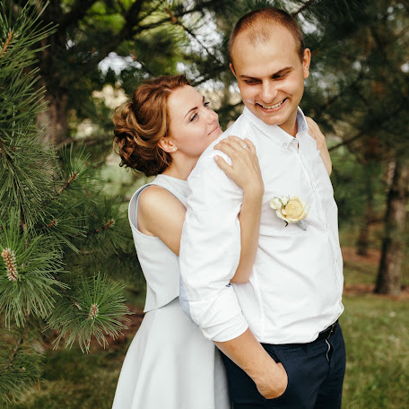 Wedding photographer Artem Kucenko (beREAL). Photo of 02.10.2017