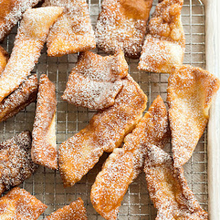 Grandma's Fried Dough Pastries