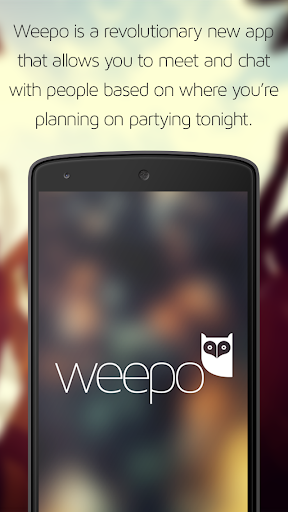 Weepo - Discover Connect Party