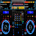 Virtual Music mixer DJ icon