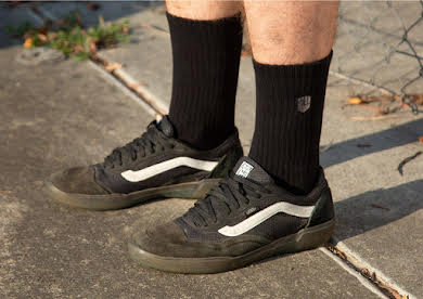 Fist Handwear Blackout Crew Sock alternate image 0