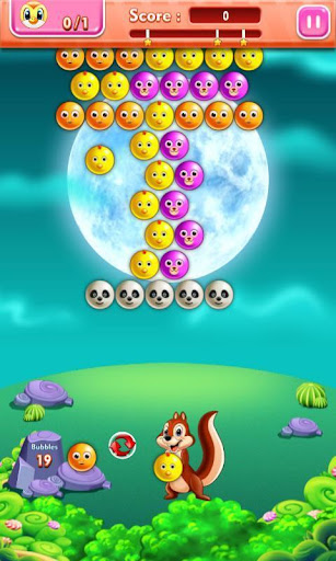 Bubble Shooter : Save The Birds android2mod screenshots 5