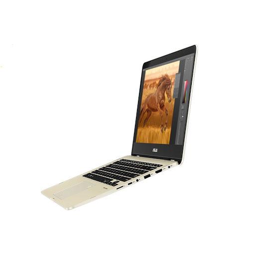 Máy tính xách tay/ Laptop Asus UX461UA-E1127T (I5-8250U) (Vàng đồng)