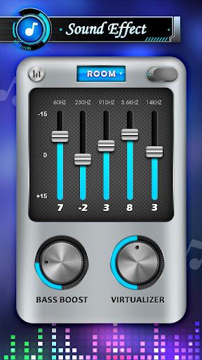 Equalizer, Bass Booster & Volume Booster - EQ 1.5.6 screenshots 2