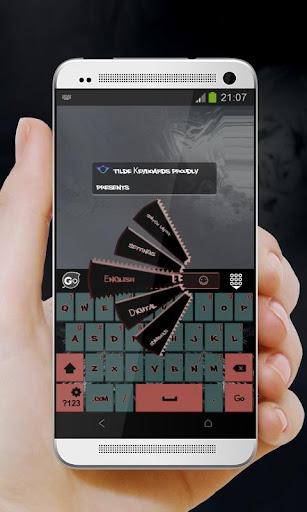 無料个人化Appのシャープブラック GO Keyboard|記事Game