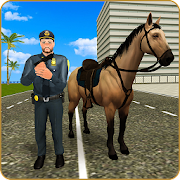 Game Police Horse Street Crime Chase: NY City Cop Duty APK for Windows Phone