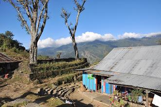 Photo: Passage du Khare bhanjyang