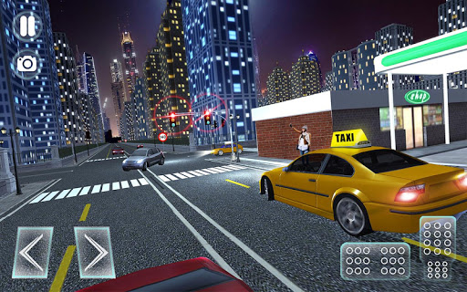City Taxi Driver sim 2016: Cab simulator Game-s 1.9 screenshots 11