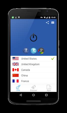 HideMe Free VPN & Proxy 2.9 screenshot 56610
