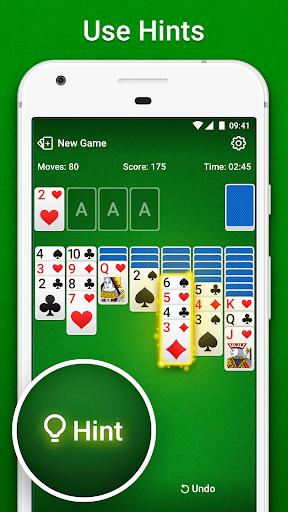 Solitaire u2013 Classic Klondike Card Game 1.1.0 screenshots 3