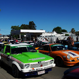 Targa High Country Rally by Sarah Harding - Novices Only Sports ( car, racing, outdoors, novices only, sport,  )