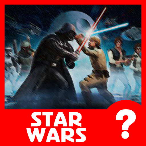 Guess Star Wars Trivia Quiz (game)
