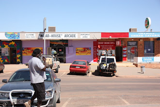 Photo: Year 2 Day 220 -  In the Town of Coober Pedy