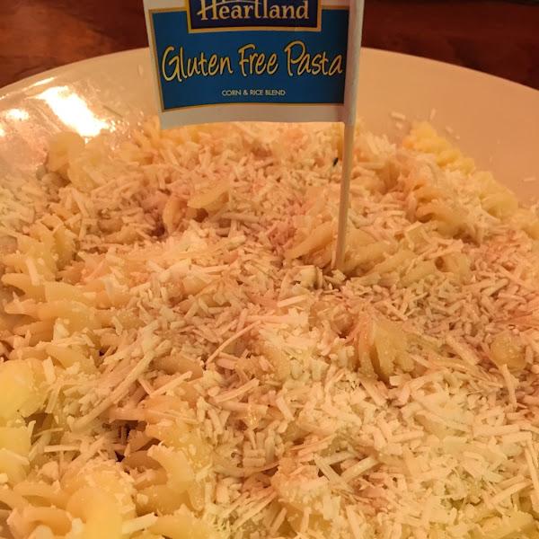 Gluten free pasta flag