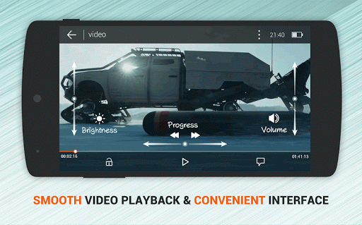 Dolphin Video - Flash Player For Android 1.3 screenshots 3