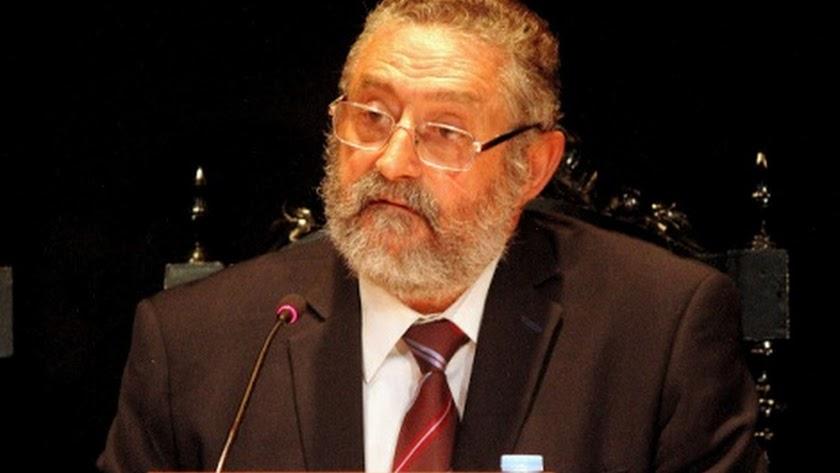 El alcalde de Albox, Francisco Torrecillas Sánchez.