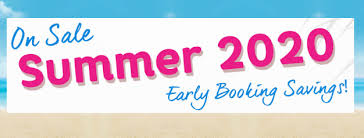 Early Booking Offer Summer 2020¡