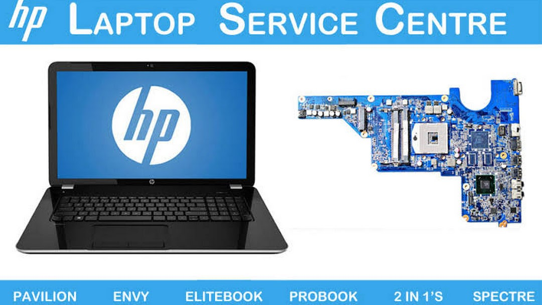 HP Laptop Service Center Kolkata - Computer Repair Service