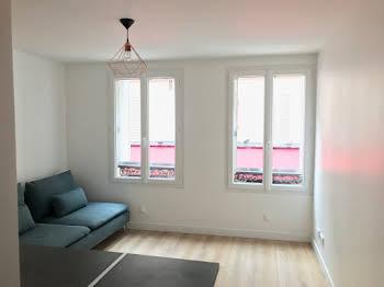 Appartement 2 pièces 23,5 m2