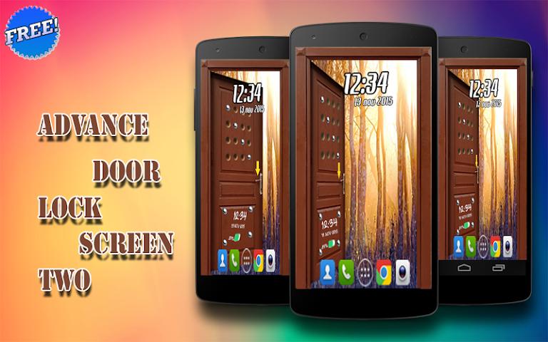 android Advance Door LockScreen 2 Screenshot 7