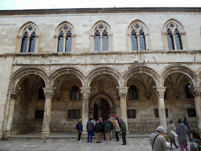 Photo: The Rector's Palace, built in 1435, was where a man would rule Dubrovnik for one month before another nobleman got his chance.