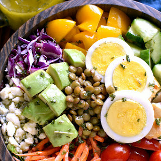 Protein Power Salad Recipe