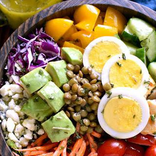 Protein Power Salad.