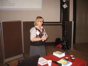 Photo: Apulaiskaupunginjohtaja Kristina Stenman – Biträdande stadsdirektör Kristina Stenman