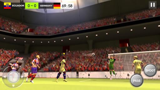 Football Hero - Dodge, pass, shoot and get scored 1.0.1 22