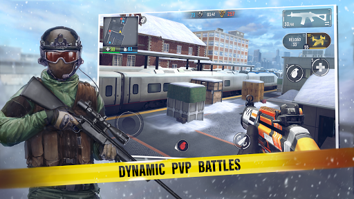 Modern Ops - Action Shooter (Online FPS) screenshot 10