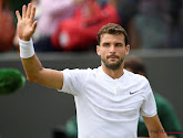 Dimitrov test positief na losse toestanden op toernooien van Djokovic