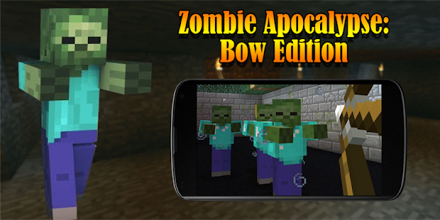 New Zombie Apocalypse map MCPE mini game – Appar på Google Play