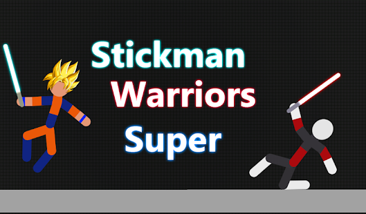 Stickman Warriors Super - náhled