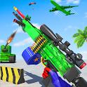 PvP Team Player 2021 4v4 Shooting Strike Missions icon