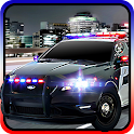 Crime Town Cops Vs Bank Robber icon