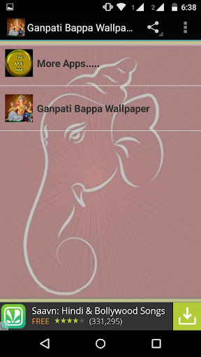 Ganpati Ganesh HD Wallpapers