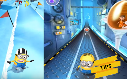 Tips for Despicable Me: Minion Rush - náhled