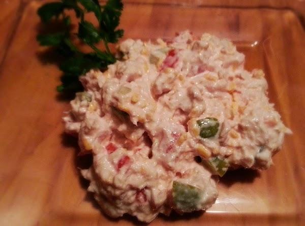 Betsy's Tuna Salad Recipe