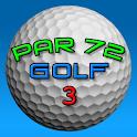 Par 72 Golf HD icon