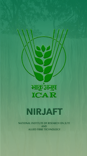 ICAR-NIRJAFT- screenshot thumbnail