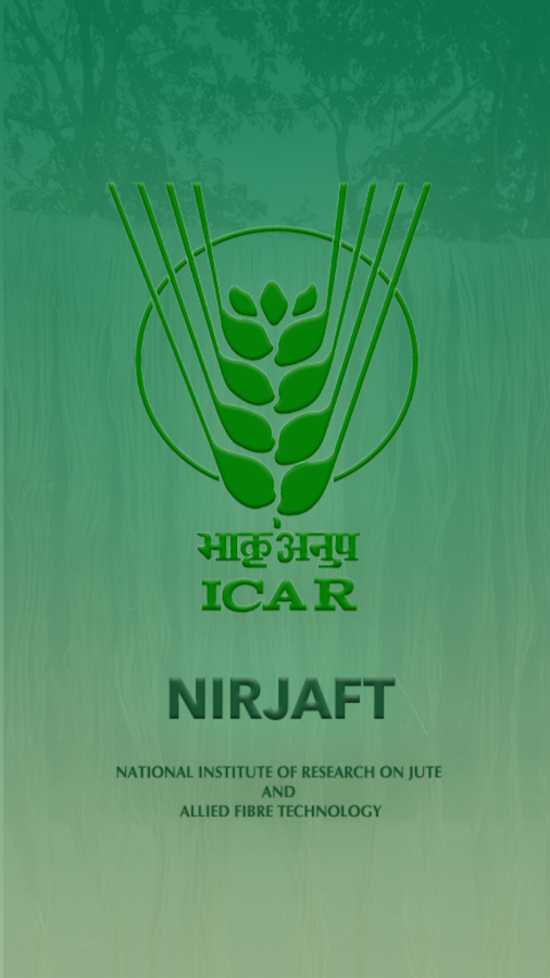 ICAR-NIRJAFT- screenshot