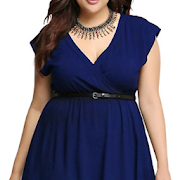 PLUS SIZE DRESSES FOR WOMEN