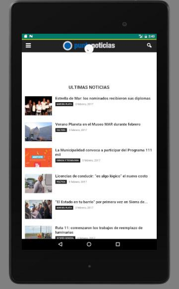 Puntonoticias.com- screenshot