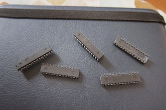 Photo: spare IC's