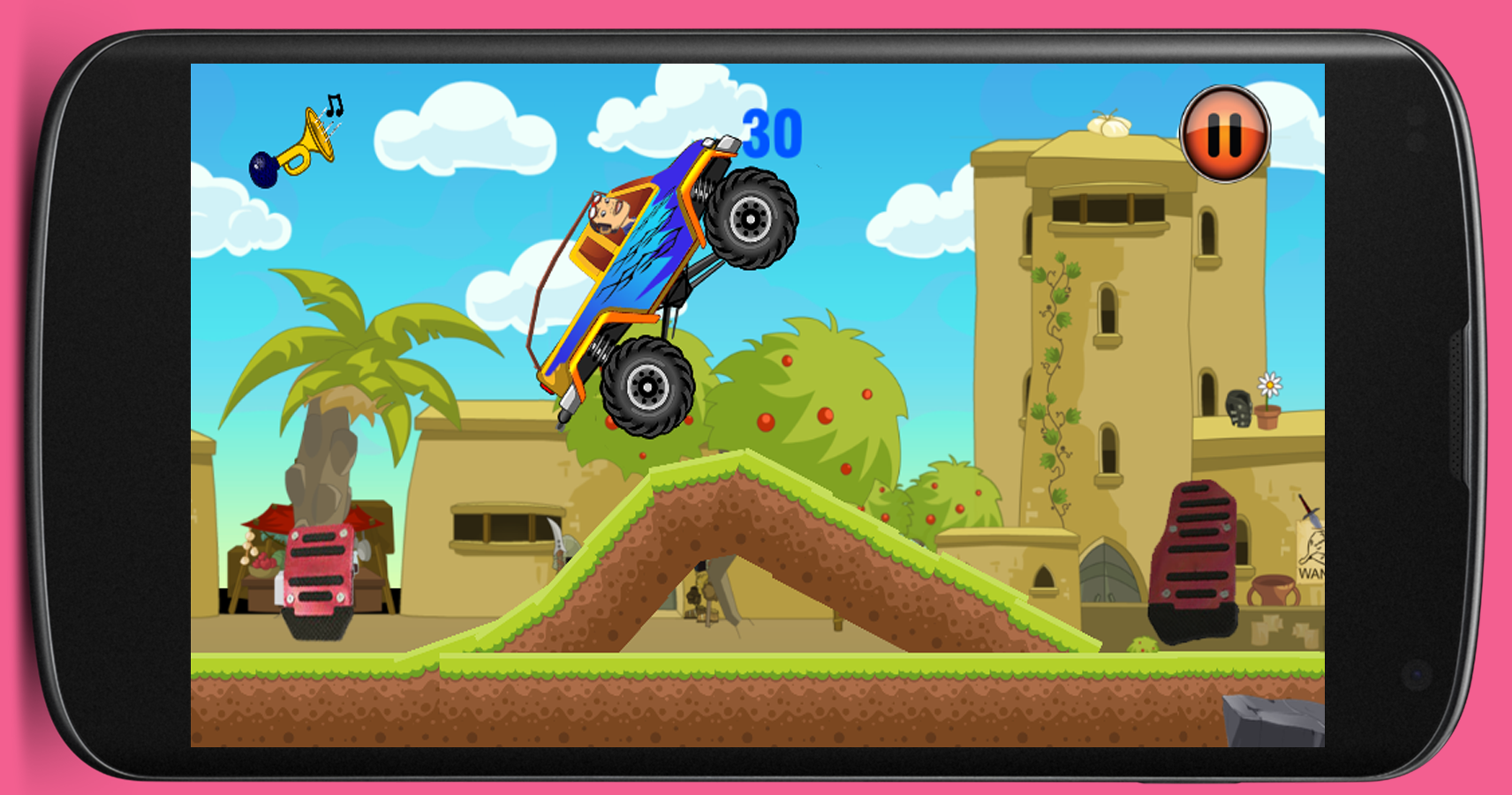 Bang Jarwo Hill Climb Game Android Apps On Google Play
