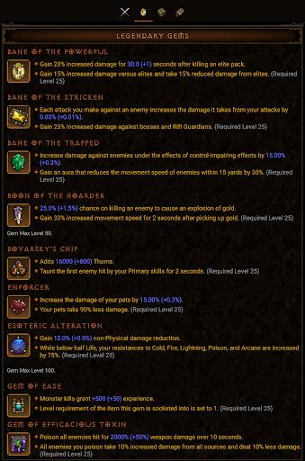 Adventurer Guide for Diablo 3 1.31 screenshots 12